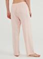 Penti Kadın Pembe Pink Floral Pantolon Pijama altı PN1O21AC21IY Pembe